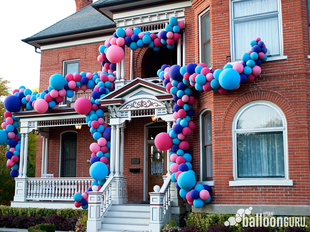 Balloon Decor Catalog For Organic Balloon Art And Arches